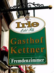 Gasthof_Kettner_Werbetafel